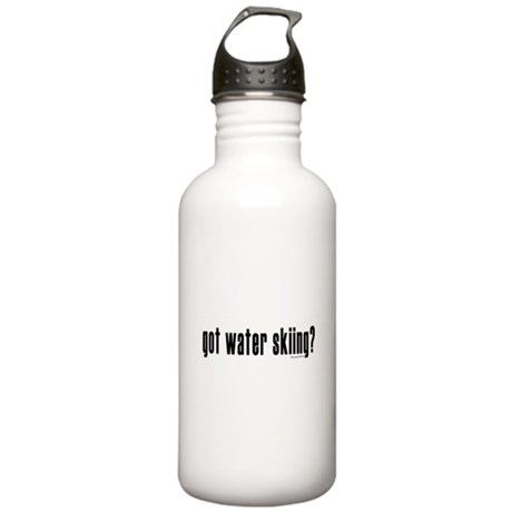 got water skiing? Stainless Water Bottle 1.0L