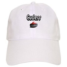 Curlers Rock Baseball Cap