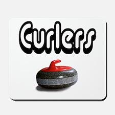 Curlers Rock Mousepad
