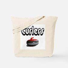 Curlers Rock Tote Bag