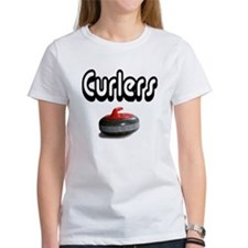 Curlers Rock Tee