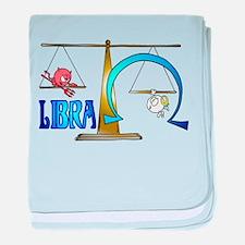 LIBRA baby blanket