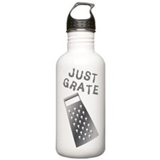 Just Grate Water Bottle