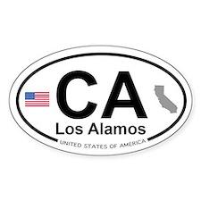 Los Alamos Decal