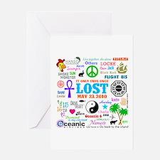 LOST Memories Greeting Card