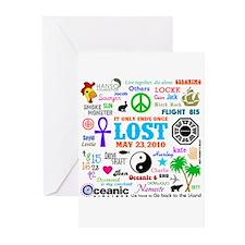 LOST Memories Greeting Cards (Pk of 10)
