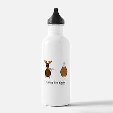 Moose Blames Eagle Water Bottle