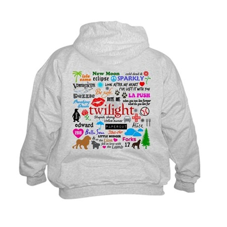 Twilight Memories Kids Sweatshirt