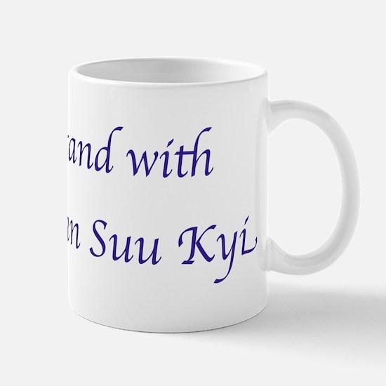 Cute Burma Mug