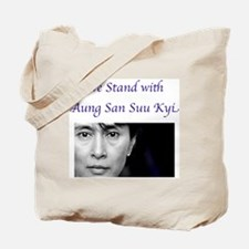 Cute Myanmar Tote Bag