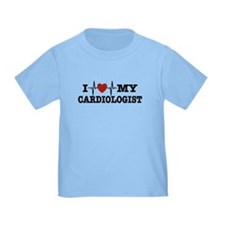 I Love My Cardiologist T