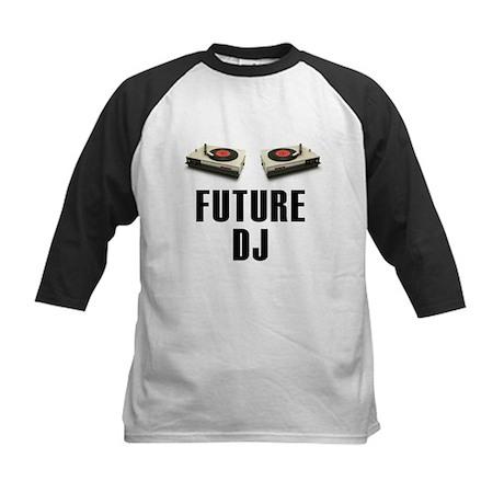 """""""Future DJ"""" Kids Baseball Jersey"""
