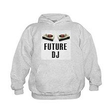 The FUTURE DJ kids hoodie
