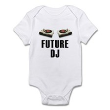 "The ""Future DJ"" Infant Bodysuit"