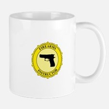 Firearms Instructor Mug