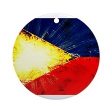 Cool Pacquiao Ornament (Round)