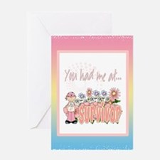 Cancer Survivor Greeting Card