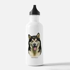 Alaskan Malamute 8T070D-03 Sports Water Bottle