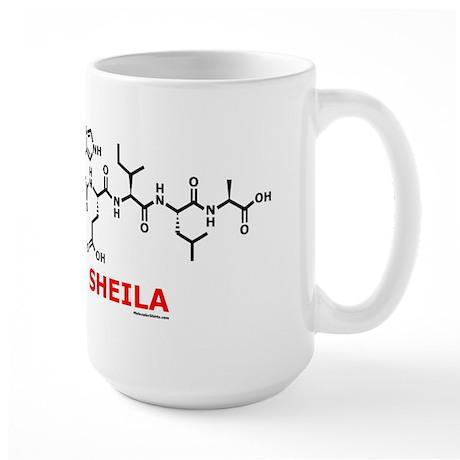 Sheila molecularshirts.com Large Mug