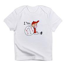 Baseball I'm 7 Infant T-Shirt