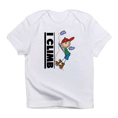 Mountain Climbing Infant T-Shirt