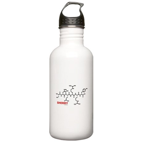 Sherry molecularshirts.com Stainless Water Bottle