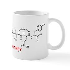 Whitney molecularshirts.com Small Mug