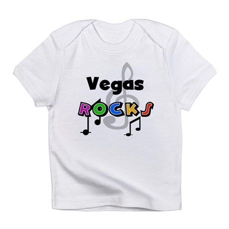 Vegas Rocks Infant T-Shirt