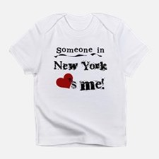 Someone in New York Infant T-Shirt