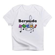 Bermuda Rocks Infant T-Shirt