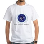 United Federation of Planets White T-Shirt