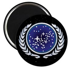 """United Federation of Plane 2.25"""" Magnet (100 pack)"""