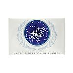 United Federation of Pl Rectangle Magnet (10 pack)