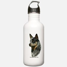 Australian Cattle Dog 9F061D-06 Water Bottle