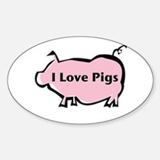 Pig Decal