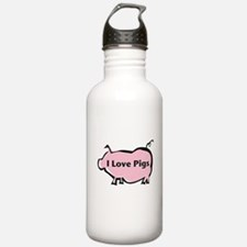 Pig Water Bottle