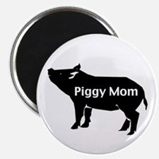 Piggy Mom Magnet