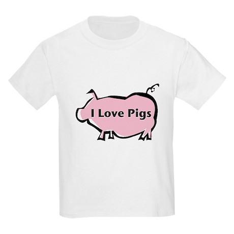 Pig Kids Light T-Shirt
