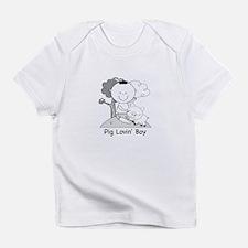 Pig Lovin' Boy Infant T-Shirt