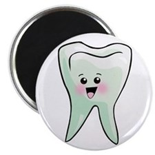 Happy Tooth Magnet