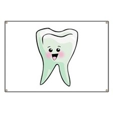 Happy Tooth Banner
