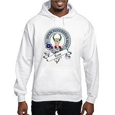 Ross Clan Badge Hoodie