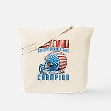2011 FFL Champion Helmet Tote Bag
