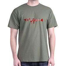 Noobtuber red T-Shirt