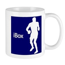 Boxing iBox Silhouette Mug