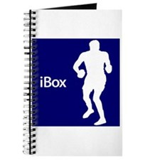 Boxing iBox Silhouette Journal