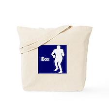 Boxing iBox Silhouette Tote Bag
