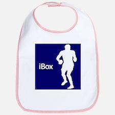 Boxing iBox Silhouette Bib