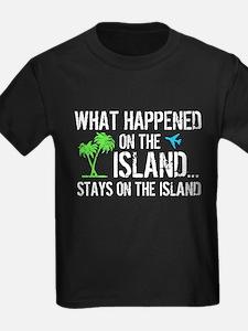 Happened on Island T