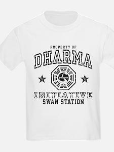 Dharma Swan T-Shirt